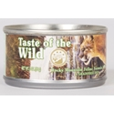 Taste of the Wild Cat Canned Rocky Mtn 24/3oz taste of the wild, rocky mountain, Cat food, canned, cat,