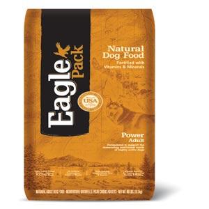 Eagle Pack Power Dog Food