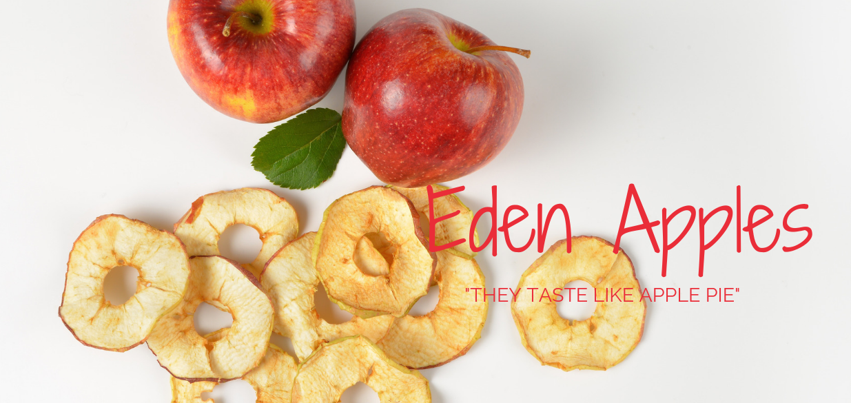 Eden Apples Taste Like Apple Pie
