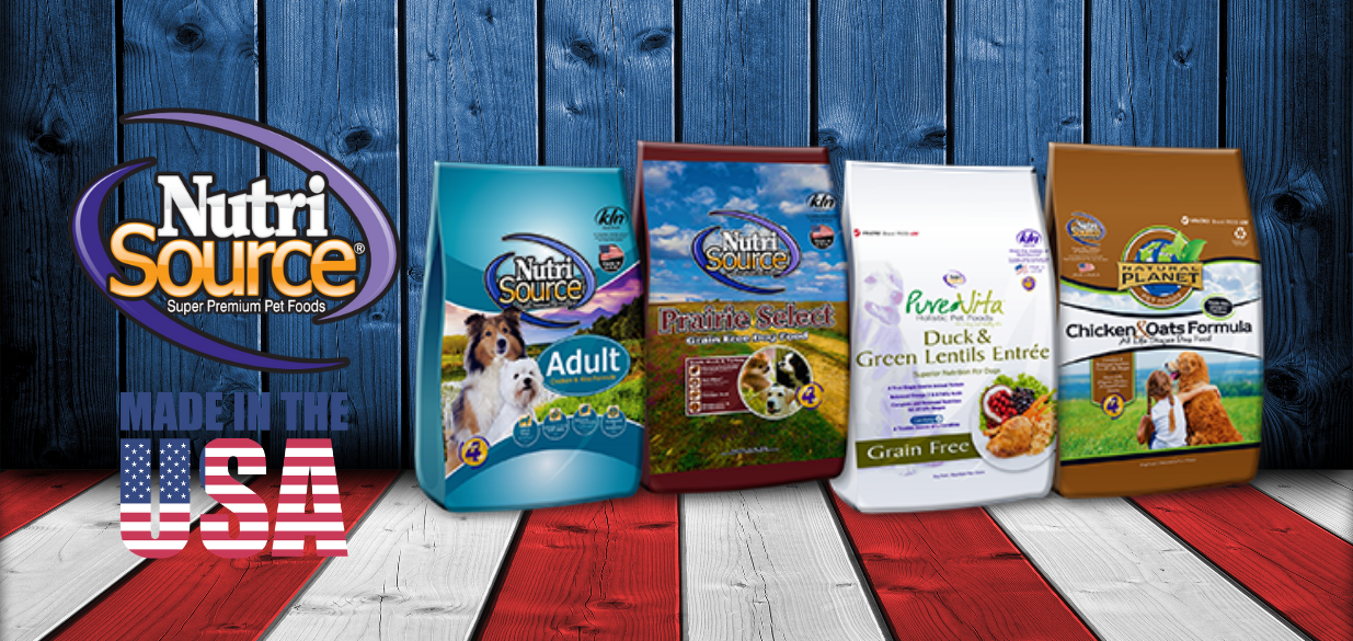 Nutri Source Pet Food from Pet Food Etc