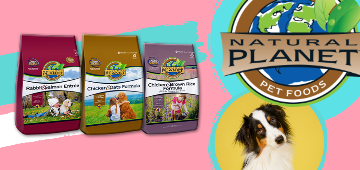 Natural Planet Pet Food from Pet Food Etc