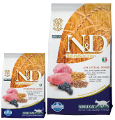 ND Lamb Low Ancestral Cat Food farmina, nd, low ancestral, lamb, cat food, cat