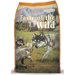 Taste of the Wild Puppy High Prairie taste of the wild, puppy, high prairie, Dry, dog food, dog